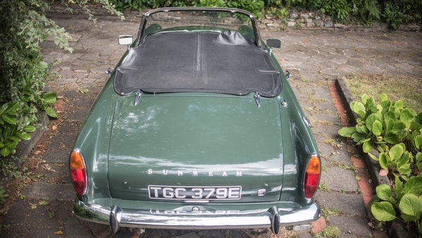1967 Sunbeam Alpine Series V For Sale (picture 54 of 155)