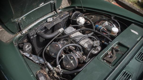 1967 Sunbeam Alpine Series V For Sale (picture 113 of 155)