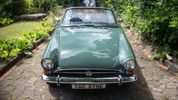 1967 Sunbeam Alpine Series V For Sale (picture 8 of 155)