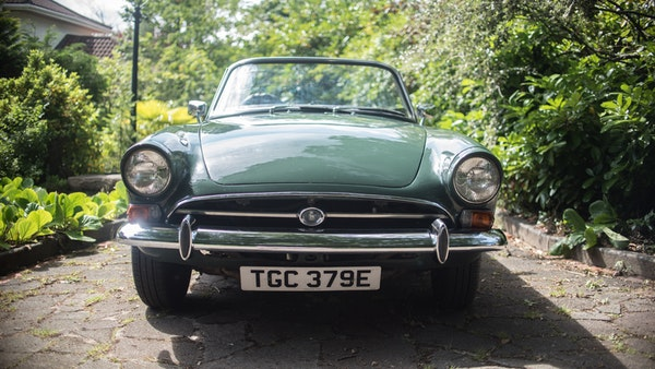 1967 Sunbeam Alpine Series V For Sale (picture 4 of 155)