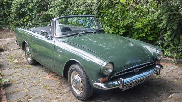1967 Sunbeam Alpine Series V For Sale (picture 5 of 155)