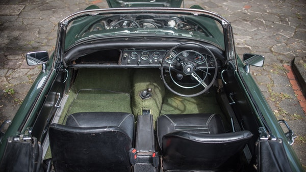 1967 Sunbeam Alpine Series V For Sale (picture 37 of 155)