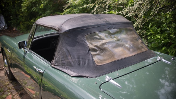 1967 Sunbeam Alpine Series V For Sale (picture 99 of 155)