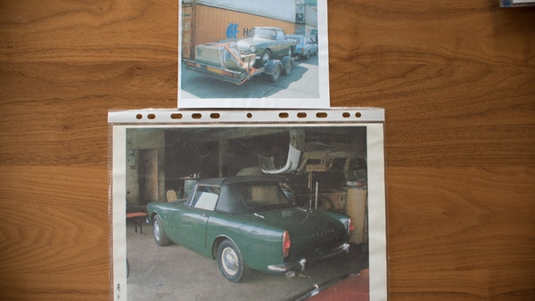 1967 Sunbeam Alpine Series V For Sale (picture 134 of 155)