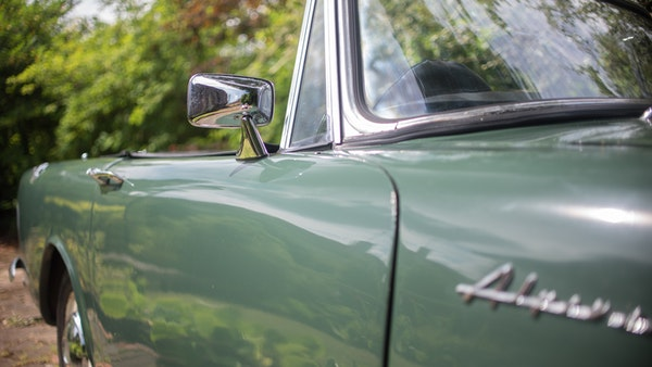 1967 Sunbeam Alpine Series V For Sale (picture 60 of 155)