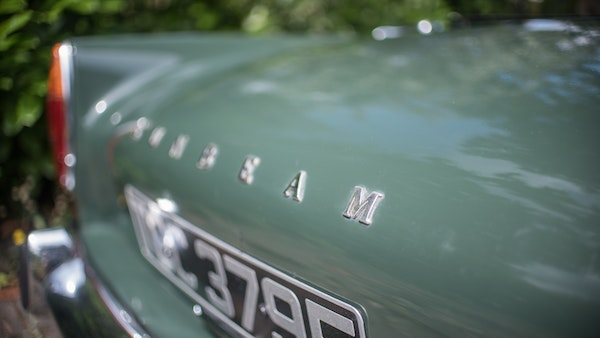 1967 Sunbeam Alpine Series V For Sale (picture 76 of 155)