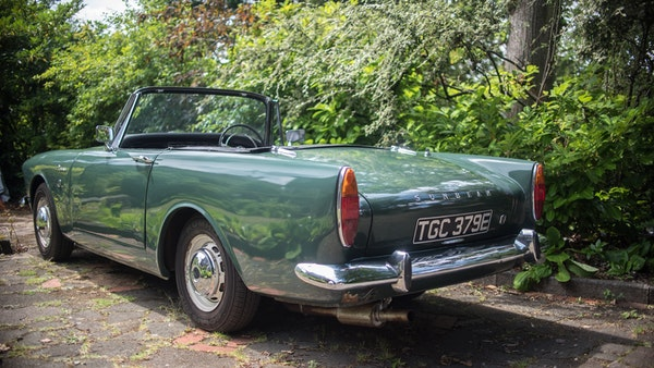 1967 Sunbeam Alpine Series V For Sale (picture 82 of 155)