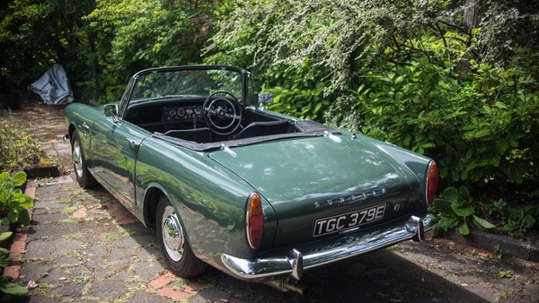 1967 Sunbeam Alpine Series V For Sale (picture 81 of 155)