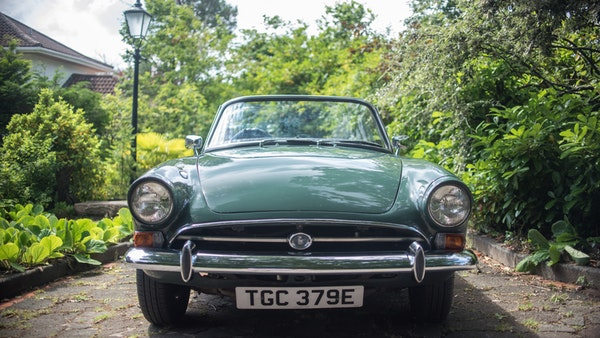 1967 Sunbeam Alpine Series V For Sale (picture 71 of 155)