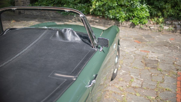1967 Sunbeam Alpine Series V For Sale (picture 57 of 155)