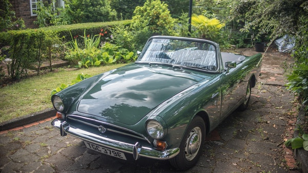 1967 Sunbeam Alpine Series V For Sale (picture 1 of 155)