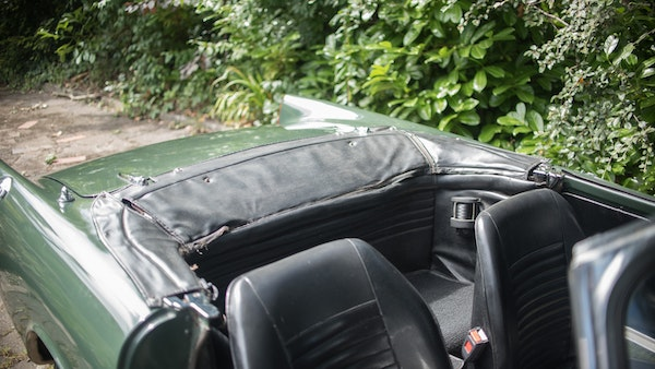 1967 Sunbeam Alpine Series V For Sale (picture 22 of 155)