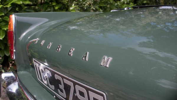 1967 Sunbeam Alpine Series V For Sale (picture 77 of 155)
