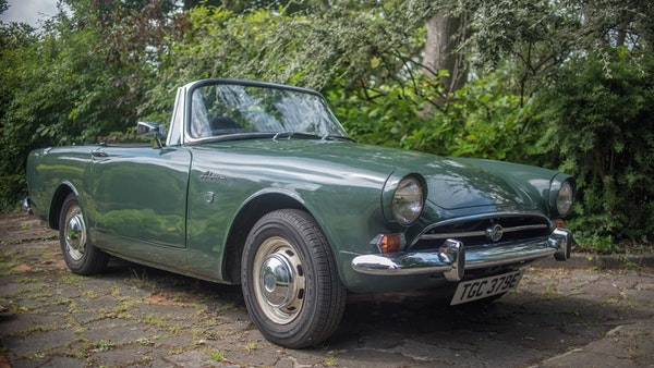 1967 Sunbeam Alpine Series V For Sale (picture 3 of 155)