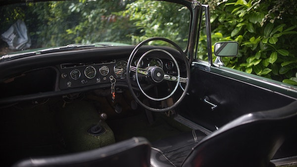 1967 Sunbeam Alpine Series V For Sale (picture 87 of 155)