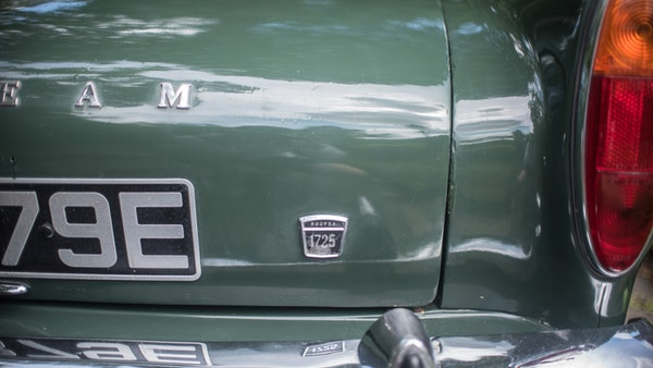 1967 Sunbeam Alpine Series V For Sale (picture 51 of 155)