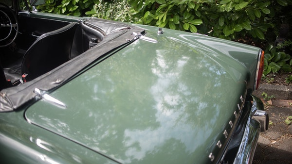 1967 Sunbeam Alpine Series V For Sale (picture 91 of 155)