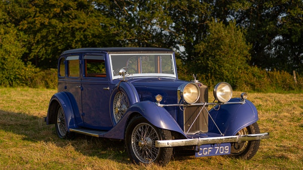 1935 Talbot AX65 For Sale (picture 1 of 118)