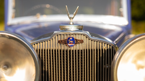 1935 Talbot AX65 For Sale (picture 79 of 118)