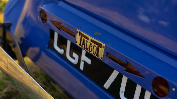 1935 Talbot AX65 For Sale (picture 67 of 118)