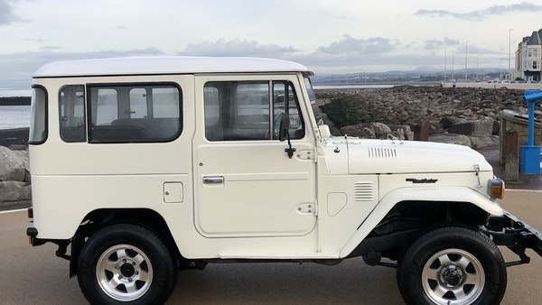 1982 Toyota BJ40 For Sale (picture 8 of 58)