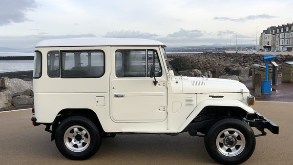 1982 Toyota BJ40 For Sale (picture 4 of 58)