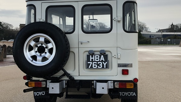 1982 Toyota BJ40 For Sale (picture 7 of 58)