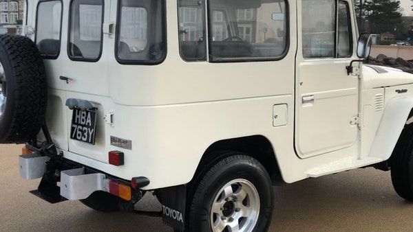 1982 Toyota BJ40 For Sale (picture 10 of 58)