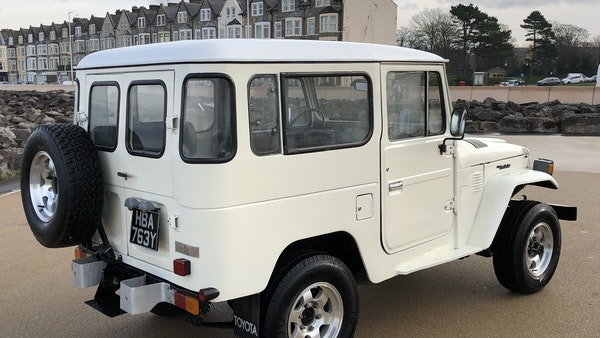 1982 Toyota BJ40 For Sale (picture 9 of 58)