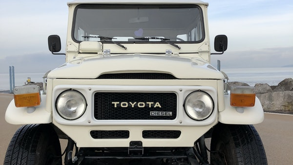 1982 Toyota BJ40 For Sale (picture 11 of 58)