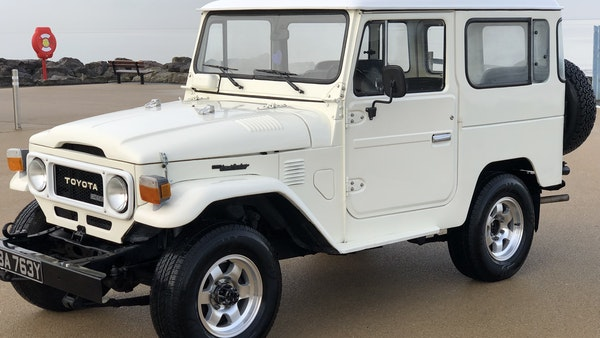 1982 Toyota BJ40 For Sale (picture 1 of 58)