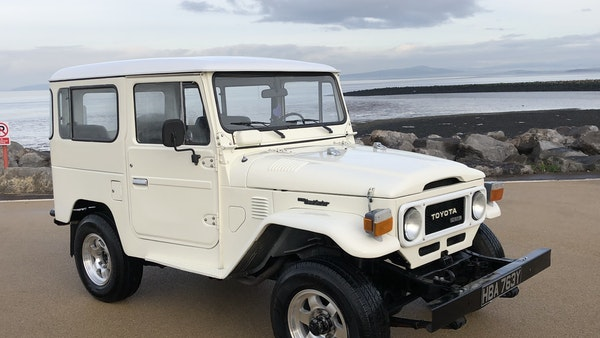1982 Toyota BJ40 For Sale (picture 3 of 58)