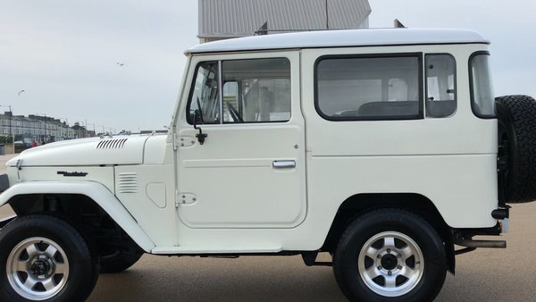 1982 Toyota BJ40 For Sale (picture 5 of 58)