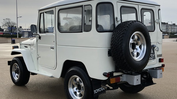 1982 Toyota BJ40 For Sale (picture 6 of 58)