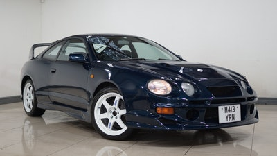 NO RESERVE 1995 Toyota Celica GT4 ST205