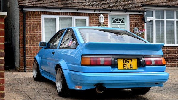 1986 Toyota Corolla Levin GT-Apex For Sale (picture 9 of 142)