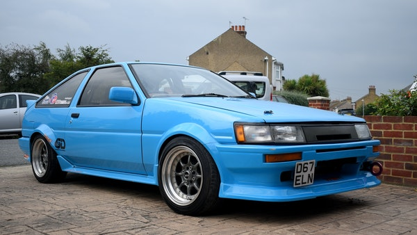 1986 Toyota Corolla Levin GT-Apex For Sale (picture 3 of 142)