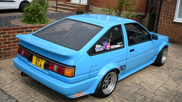 1986 Toyota Corolla Levin GT-Apex For Sale (picture 12 of 142)