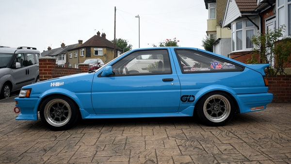 1986 Toyota Corolla Levin GT-Apex For Sale (picture 7 of 142)