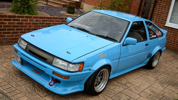 1986 Toyota Corolla Levin GT-Apex For Sale (picture 6 of 142)