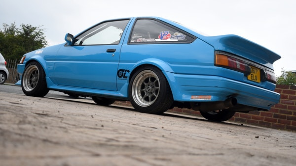 1986 Toyota Corolla Levin GT-Apex For Sale (picture 8 of 142)