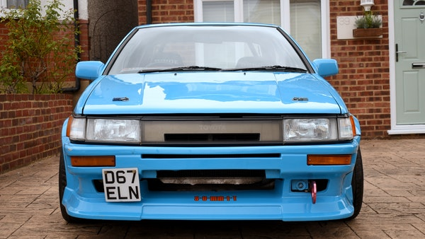 1986 Toyota Corolla Levin GT-Apex For Sale (picture 4 of 142)