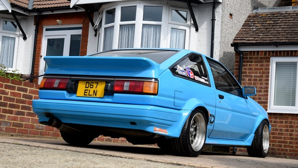 1986 Toyota Corolla Levin GT-Apex For Sale (picture 13 of 142)