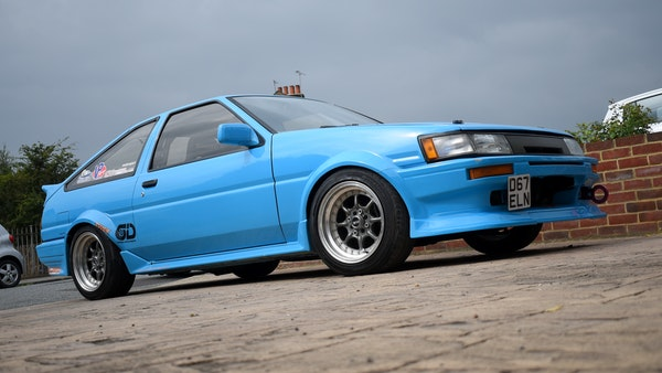 1986 Toyota Corolla Levin GT-Apex For Sale (picture 15 of 142)