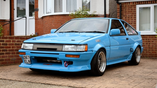 1986 Toyota Corolla Levin GT-Apex For Sale (picture 1 of 142)