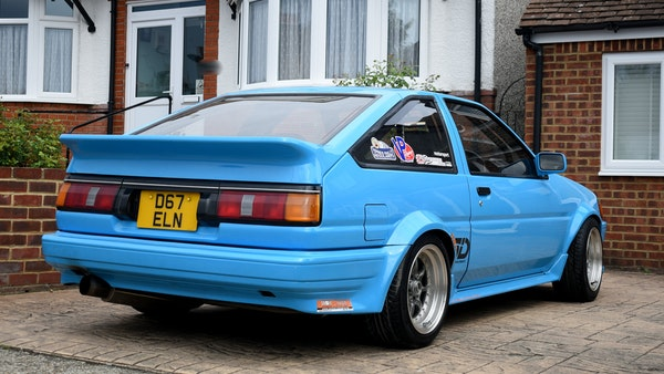 1986 Toyota Corolla Levin GT-Apex For Sale (picture 11 of 142)