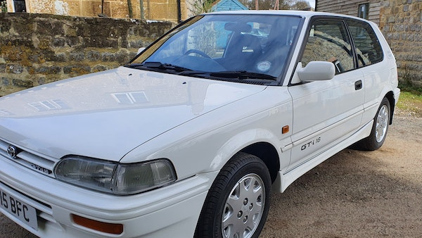 1991 Toyota Corolla GTi 16V For Sale (picture 1 of 103)