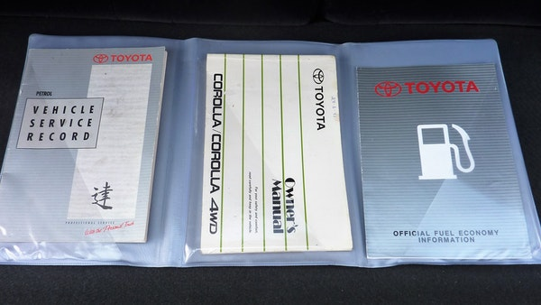 1991 Toyota Corolla GTi 16V For Sale (picture 82 of 103)