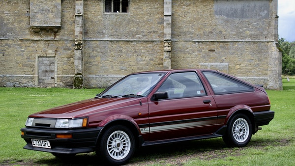 1987 Toyota Corolla AE86 GT For Sale (picture 10 of 107)