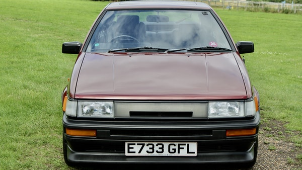 1987 Toyota Corolla AE86 GT For Sale (picture 5 of 107)